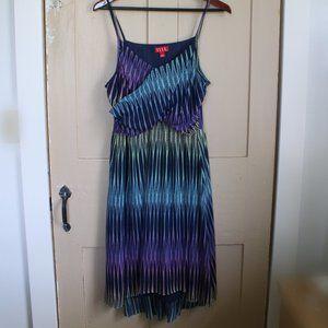 Elle Spaghetti Strap Gauze dress Size L